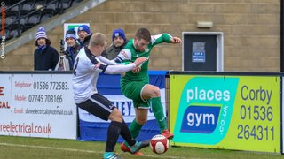 Corby Town 1 Frickley 2     - 27/01/18
