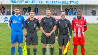 Frickley 1 Stamford 2 - SF Play-Offs  01/05/18