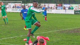 Shaw Lane 3 Frickley 1  - Senior Cup