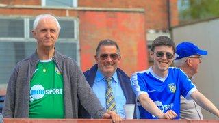 2017-18 Season  - Forty Four Frickley Faithful (FFFF)