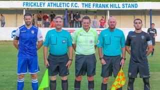 Frickley 1 Leeds 3 - PSF - 7/08/18
