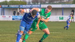 Frickley 1 Lincoln United 1  - 16/02/19