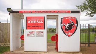 AFC Mansfield 2 v Frickley 1      27/04/19