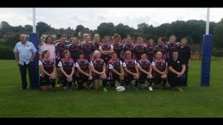 Chesterfield Pink Panthers Ladies