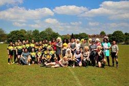 Rams Head Boys vs Girls Charity Match