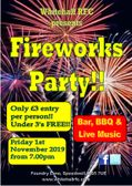 Fireworks Display & Live Music!!