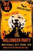 Juniors Halloween Party