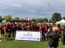 WRFC U15s end Season on Norfolk Cup Winning High!