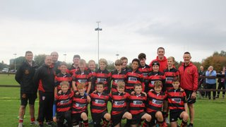 U13 success at Eastern Counties Festival