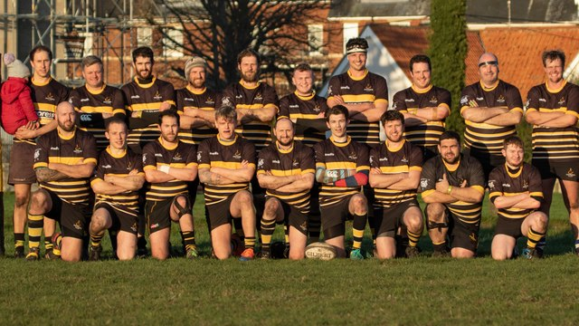 Our 1st XV miss promotion by just 2 points and the Development XV are promoted to EC1