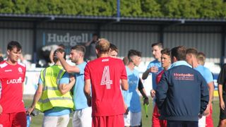 Barton Town FC vs. AFC Liverpool | Saturday 1st September | FA Vase First Qualifying Round
