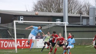 Knaresborough 1-0 Barton - Swans unlucky to lose in tight affair