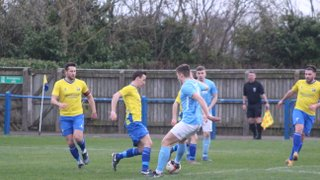 Garforth Town vs Barton Town | Saturday 23rd March | NCEL Premier Division