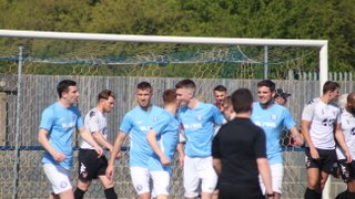 Swans 4-0 Liversedge - Barton Blast Four Past Sedge