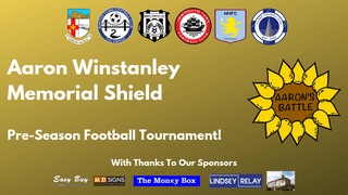 Inaugural Aaron Winstanley Memorial Shield To Take Place