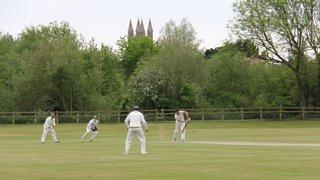 CCC 1st XI v Down Hatherley 1st XI 12/05/18