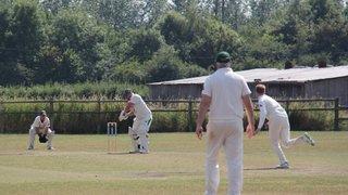 1st XI v Down Hatherley CC 140718
