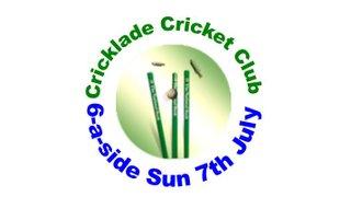 Cricklade CC - Cricket World Cup themed fun 6-a-side tournament