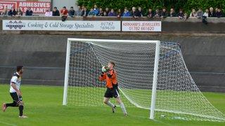 First team v Port Vale 9th July