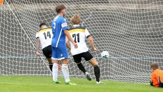 1st Team v PORT VALE FC - 9th July 2016