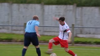 Eccleshall 1 Newcastle Town 5