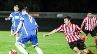 Newcastle Town 0 Witton Albion 2