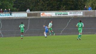 Newcastle Town 1 Soham Town Rangers 3