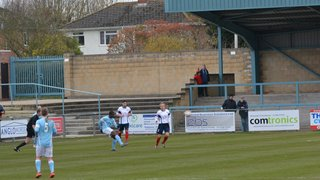 Rugby Town 2 Newcastle Town 0