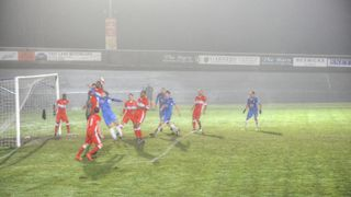 Newcastle Town 3 Chasetown 1
