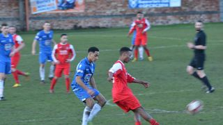 Gresley 0 Newcastle Town 1