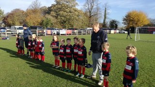 U7s - Lest We Forget