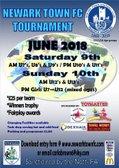 Newark Town FC Summer Football Tournament 2018