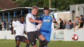 Radcliffe Borough v Bury FC Youth X1