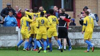 Droylsden v Radcliffe Borough (FA Cup)