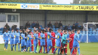 Radcliffe Borough v Spennymoor Town (FA Cup)