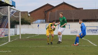 Radcliffe Borough v Burscough