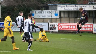 Bamber Bridge v Radcliffe Borough (21/1/17)