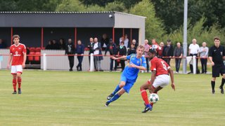 Preseason friendly - Prestwich Heyes v Radcliffe FC