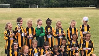 U9 Girls Squad