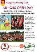 Junior Open Day