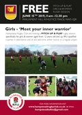 Rugby is for Girls