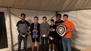 U17 2019 joint winners