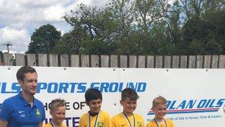 U9's tournament winners