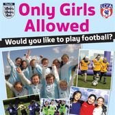 Girls Only Football