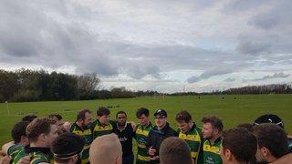Finsbury Park 1st XV vs West London Hackney Marshes 04NOV17