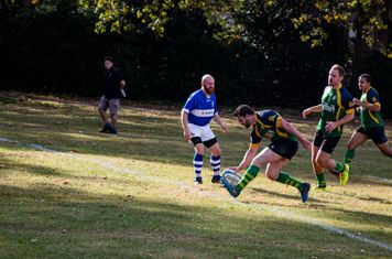 Portsmouth completes his hat trick for Finsbury Park RFC