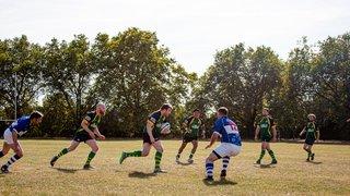 Finsbury Park 2nds vs BS Abbotts Downhills Park 14SEP19