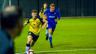 Tadcaster Albion U21s v Malt Shovel