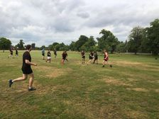 Touch Rugby Sessions Start Again