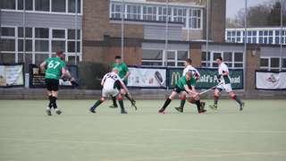 Men's 2s vs Westbury 9th March 2019